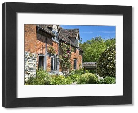 Mary Arden's Farm, Wilmcote, Stratford upon Avon, home of Shakespeare's mother