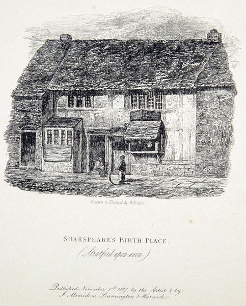 Prints and drawings, general views of Stratford