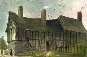 Anne Hathaway's Cottage by Paul Braddon