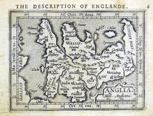 The Description of Englande, 1603