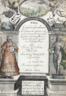 The Compleat Gentleman by Henry Peacham, 1622