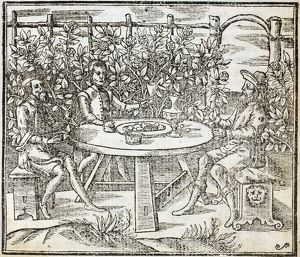 The Gardener's Labrynth, by Thomas Hill, 1577