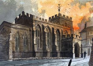 Guild Chapel by Paul Braddon