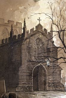 Holy Trinity Church by Paul Braddon