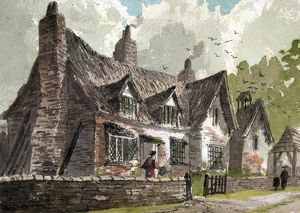 Mary Arden's Farm by Paul Braddon