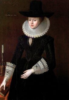 Mary Harvey, c.1620