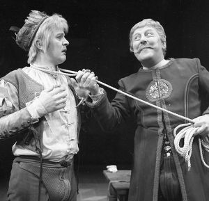 Measure for Measure, photo by Joe Cocks, 1970