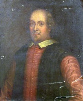 Portrait of Shakespeare, 18th Century
