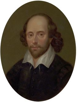 Portrait of Shakespeare, 19th Century