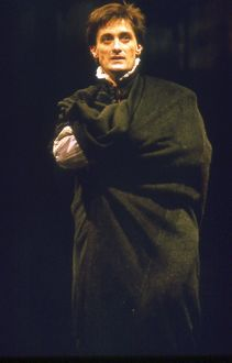Hamlet, photo by Joe Cocks, 1984