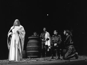 Henry IV I, photo by Joe Cocks, 1975