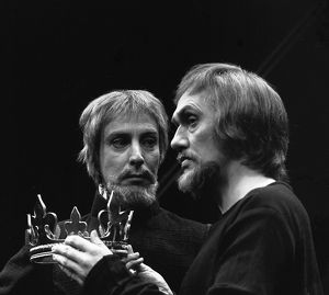 Richard II, photo by Joe Cocks, 1973