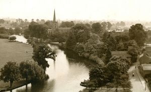 View of Stratford-upon-Avon