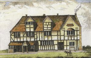 Shakespeare's Birthplace , 1788