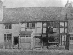 Shakespeare's Birthplace, 1847