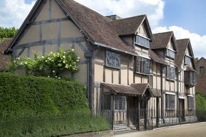 Shakespeare's Birthplace, 2017