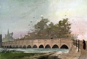 Stratford Bridge by Paul Braddon
